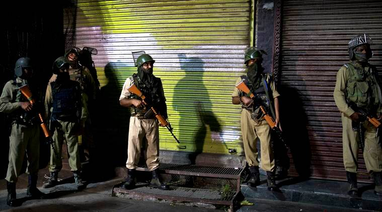 Curfew imposed in four towns of Jammu, security heightened
