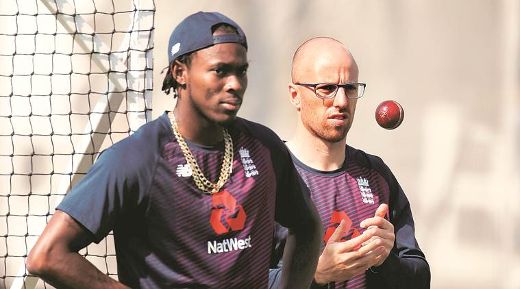 steve smith ashes, steve smith batting, australia vs england ashes second test match, aus vs england 2nd test match, jack leach, jofra archer