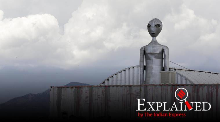 Explained: What is Area 51? | Explained News, The Indian Express