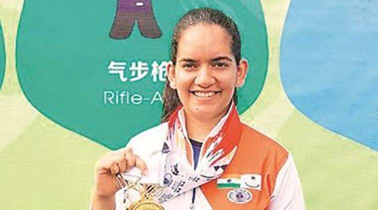 When I started shooting, I didn't know about Arjuna award, Olympics, says shooter Anjum Moudgill