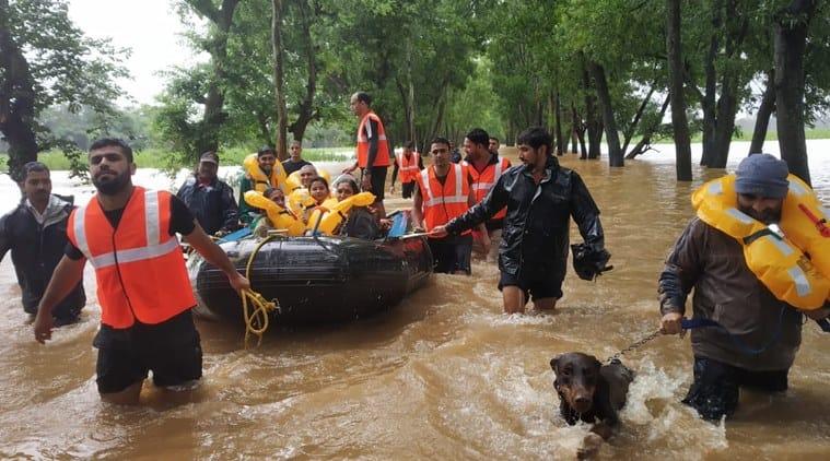 Karnataka: At least 9 dead, around 44,000 evacuated as flood
