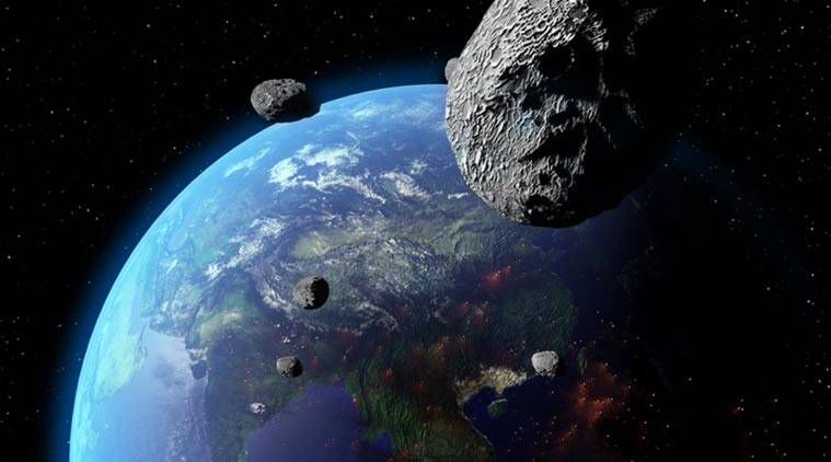 The 10 biggest asteroids that could crash into Earth in 2019