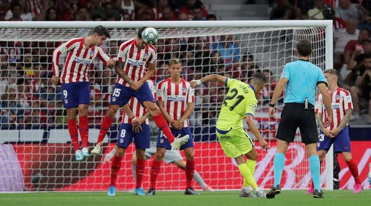 La Liga round-up: Atletico Madrid, Sevilla off to winning start