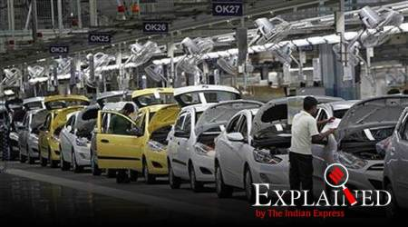 automobile industry, automobile industry slowdown, slowdown in automobile industry, pune automobile industry, automobile industry pune, pune news, city news, Indian Express