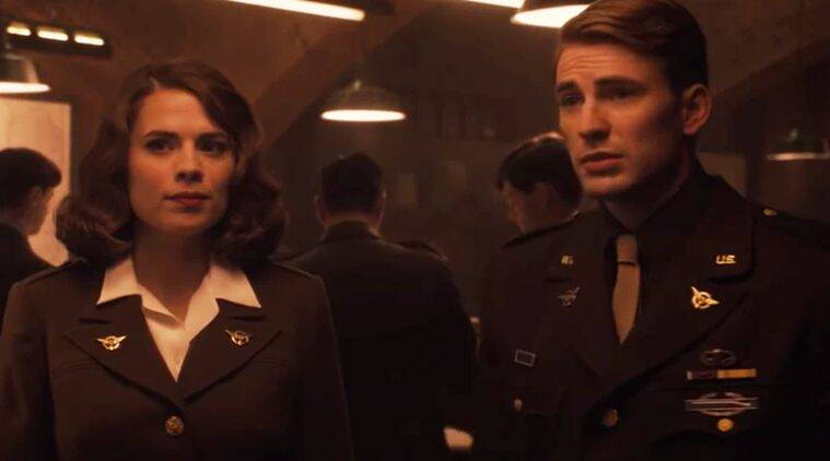 It was a fitting end: Hayley Atwell on Peggy Carter-Steve Rogers love story