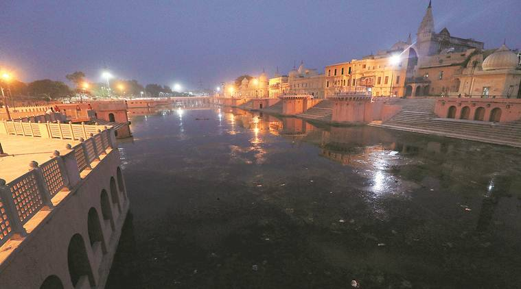 Looking for 'Raghuvansh' in Ayodhya