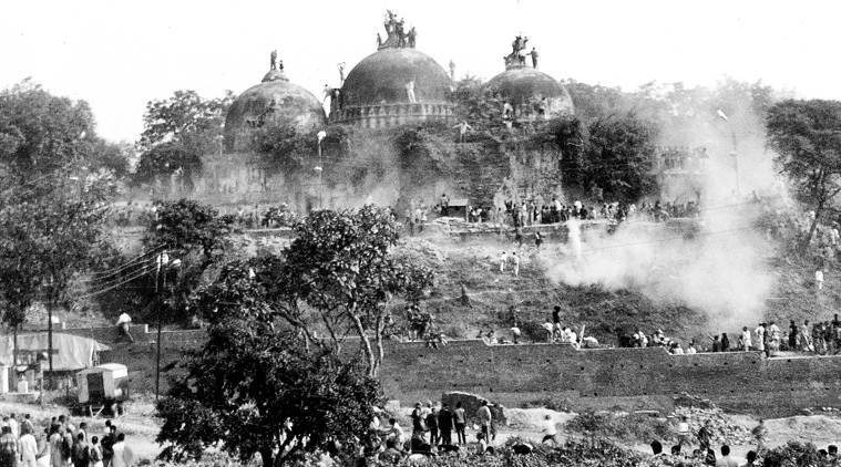 Ayodhya hearing, Ayodhya SC hearing, Ayodhya supreme court hearing, Ayodhya dispute, Babri Masjid, Ram Janmbhoomi, Ram Temple, LK Advani, Murli Manohar Joshi, Uma Bharti