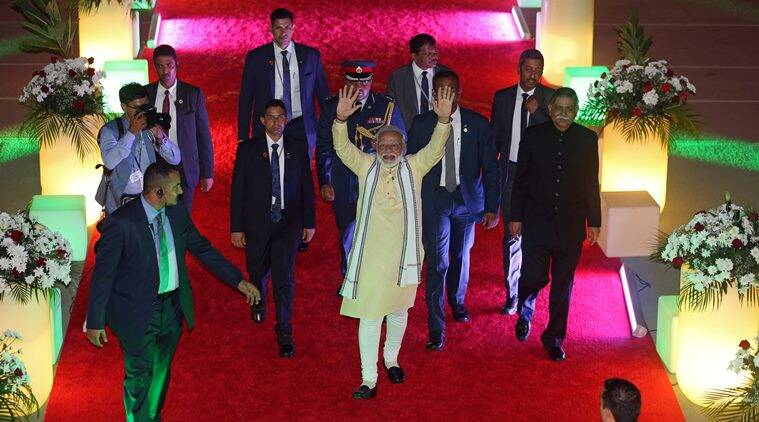 PM Modi conferred with top Bahraini award