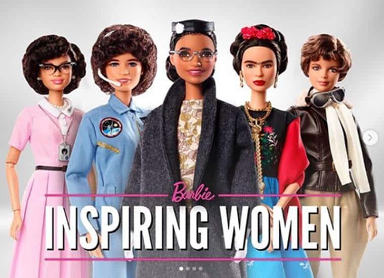 Barbie, Rosa Parks, Indian Express, Indian Express news