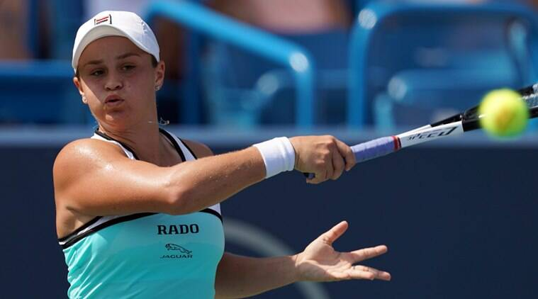 Ashleigh Barty upset in Cincinnati semifinal; Novak Djokovic also knocked out