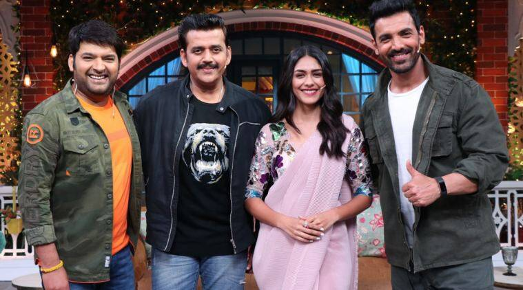 The Kapil Sharma Show preview: John Abraham, Ravi Kishan and Mrunal Thakur promote Batla House