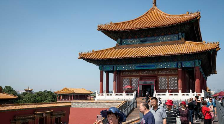 china, forbidden city, beijing, restrictions in beijing, china news
