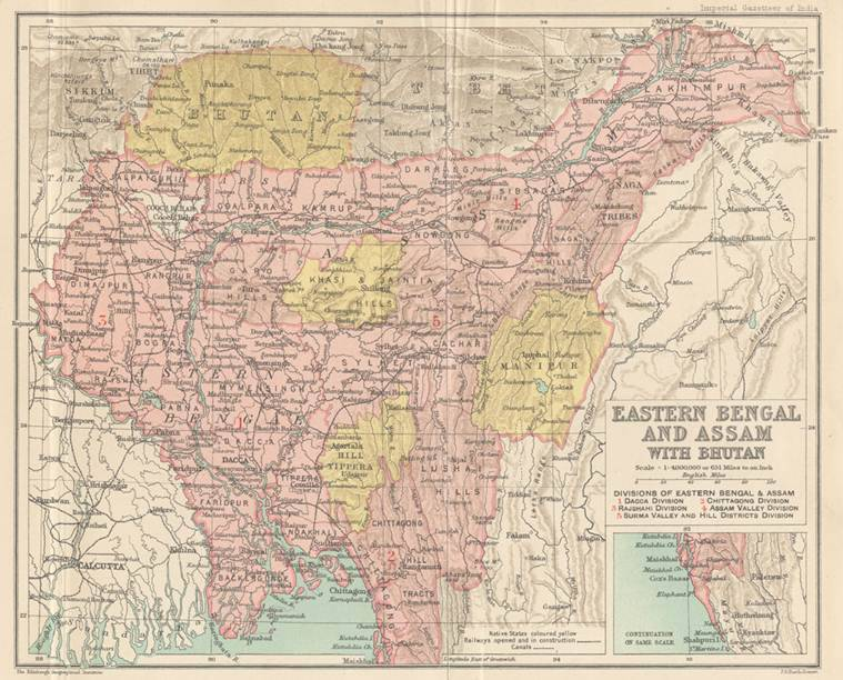 Independence day, West Bengal villages Independence Day, bengal independence day, bengal i day, Independence Day date in West Bengal, India Independence struggle, Partition of West Bengal, Pakistan West Bengal partition, Indian Express
