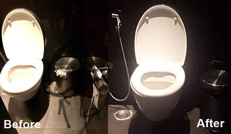 Bengaluru-airport-toilet-Nirupama