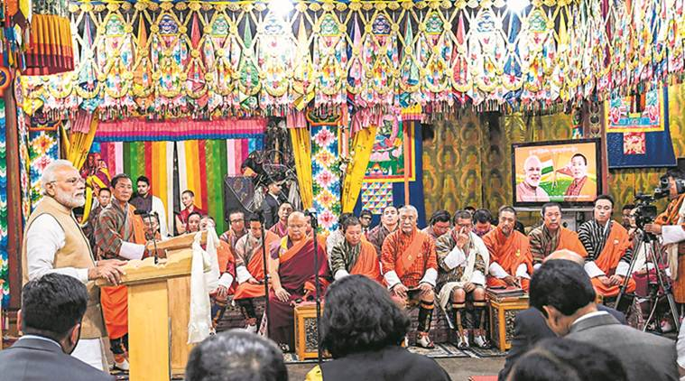 PM's Bhutan visit: Slew of MoUs inked, RuPay launched