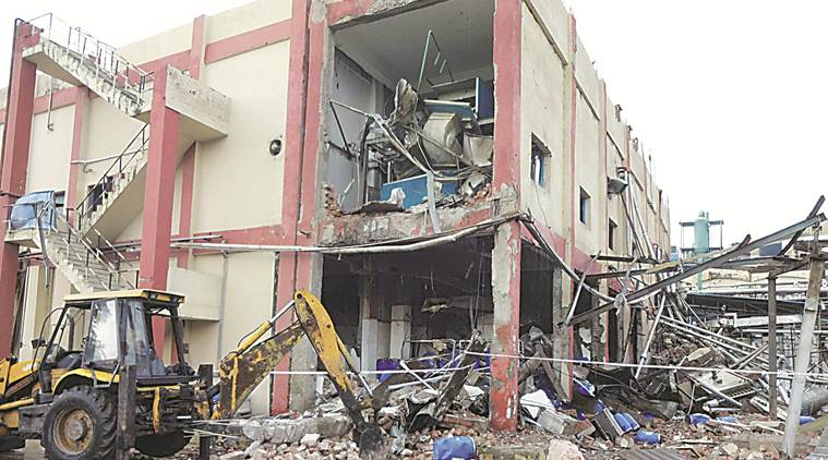 Blast in Mohali chemical factory, 15 workers injured, one critical