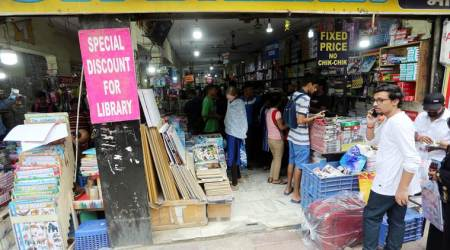 delhi book market, delhi book market closes, delhi daryaganj book market, delhi daryaganj book market closed down, daryaganj book market, daryaganj book market closed down, delhi news