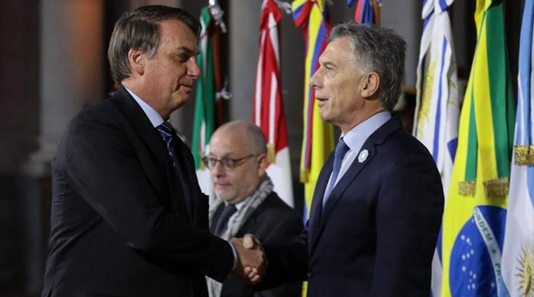 Brazil, Brazil threatens Mercosur exit, argentina opposition, presidential elections, argentina presidential elections, word trade, world trade news, world news, indian express