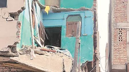 Samaypur Badli building collapse, delhi building collapse, Samaypur Badli building collapse death toll, delhi city news