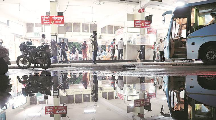 Pune: MSRTC partially restores service to Kolhapur, no buses to Sangli
