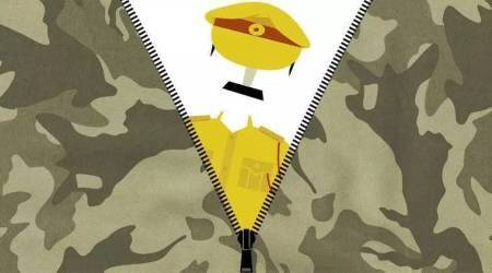 Central Armed Police Forces, cadre status to CAPF officers, what is Central Armed Police Forces, Supreme Court on CAFF cadre status, Armed Police Forces, indian express