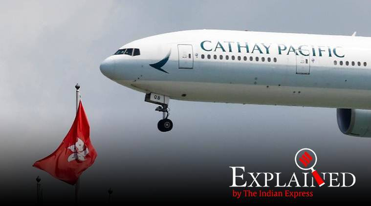 Cathay Pacific: A storied carrier bruised by Hong Kong's protests