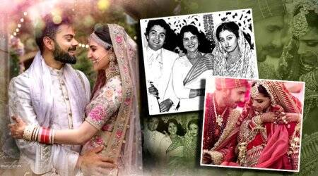 celebrity wedding, bollywood wedding, indian express, indian express news