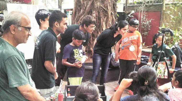 chai and why, mumbai chai and why initiative, chai and why initiative mumbai, tata institute of fundamental research, tifr mumbai, mumbai news, city news, education news, Indian Express