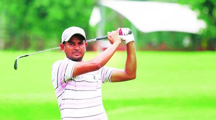 Chandigarh golfer, Chandigarh, Chandigarh city news, Harendra Gupta