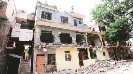 Illegal constructions demolished in Chandigarh Sec 45, residents to approach MP against CHB move