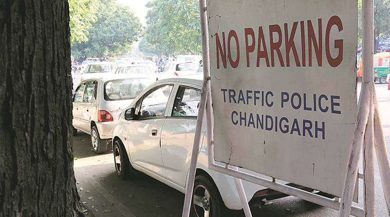 Chandigarh traffic Police Problem: Shortage of towing vehicles, abundance of complaints