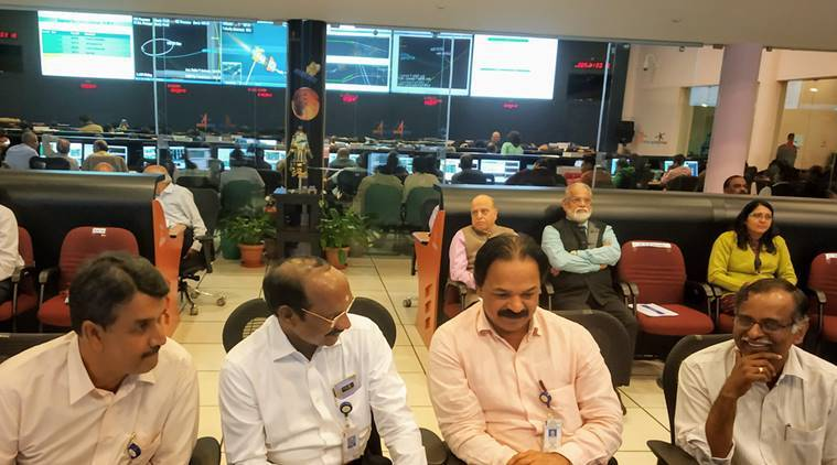 Chandrayaan-2 leaves earth's orbit, moving towards moon: ISRO