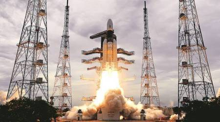 Chandrayaan-2, Chandrayaan-2 leaves earth's orbit, Chandrayaan-2 to enter moon, Chandrayaan-1 launch
