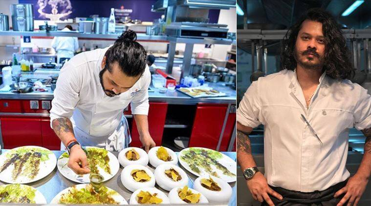 chef priyam chatterjee, indian chef french award, Chevalier de l'Ordre du Mérite Agricole, rising indian chefs, young indian chefs, kolkata popular indian chefs, progressive indian cuisine, indian express