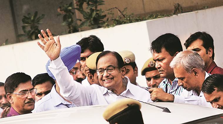 INX Media case: Delhi court allows ED to quiz Chidambaram, and arrest him if required