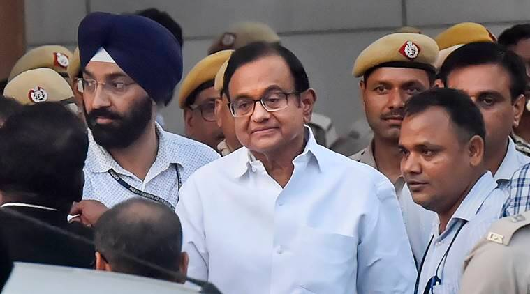 INX Media case: Chidambaram remanded to further CBI custody till Sept 2