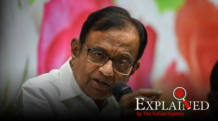 Explained: The INX Media case against P Chidambaram, and a timeline of events