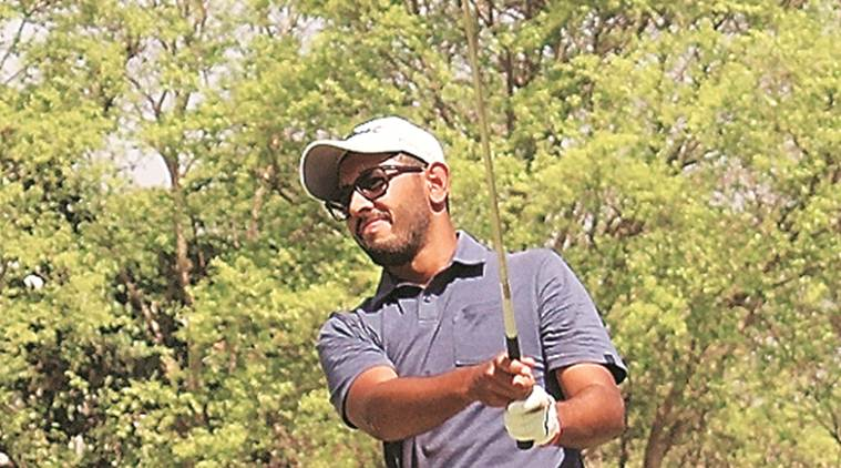 chandigarh, golf, chandigarh golfer, yuvraj singh sandhu, tata steel pgti feeder tour, chandigarh news, indian express news