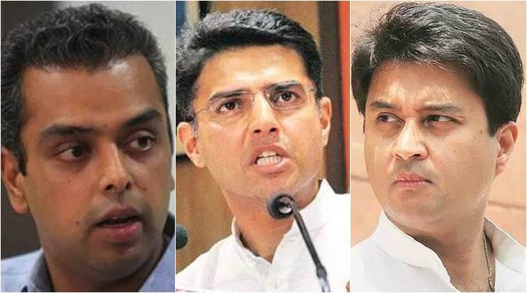 congress working committee, CWC, rahul gandhi resignation, congress president, new congress president, sachin pilot, milind deora, jyotiraditya scindia, india news