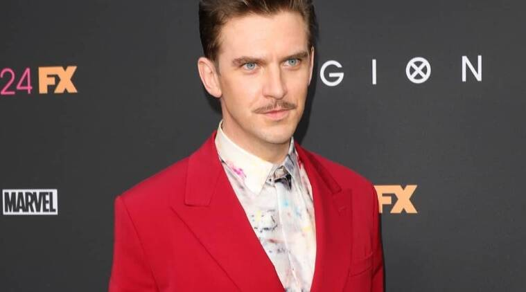 Dan Stevens boards Eurovision cast