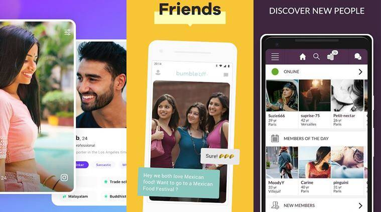 Top 5 Indian dating app