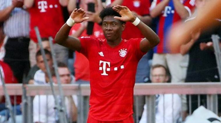 Bayern Munich fire six past hapless Mainz for second win in a row