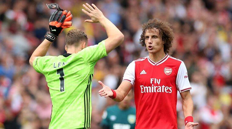 Moved to Arsenal to experience new challenge, says David Luiz