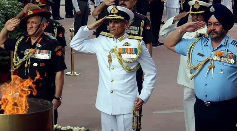 chief of defence staff, prime minister narendra modi, pm modi, pm modi announces cds, defence staff chief, indian army, indian navy, indian air force, india news, Indian Express