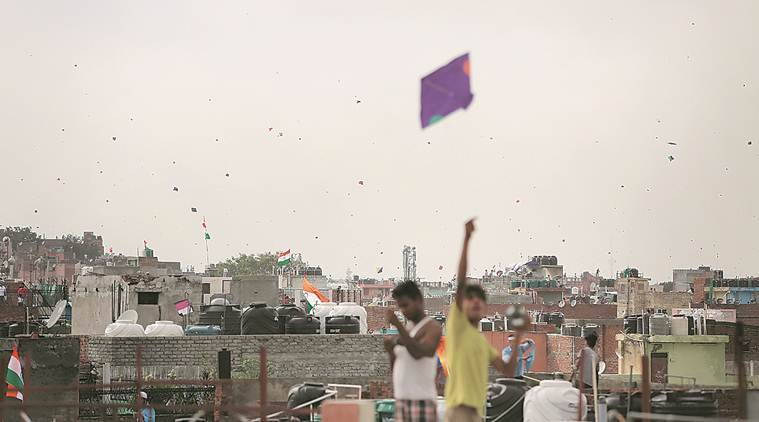 Surat 2 minors among 4 injured in kite flying related incidents
