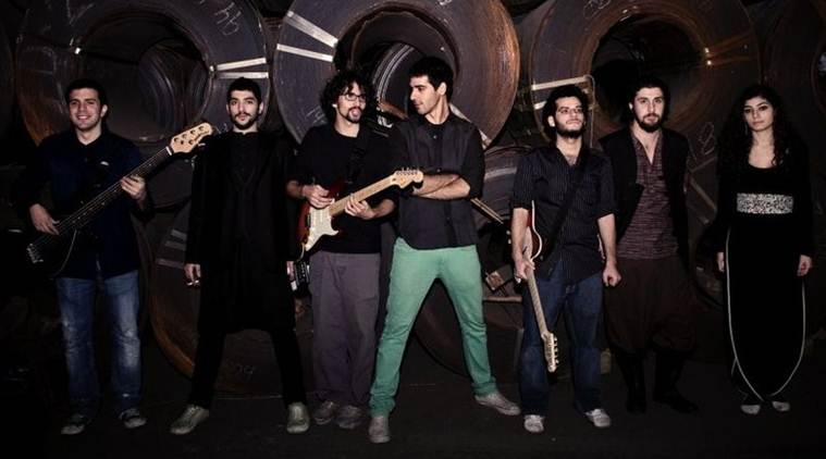 Mashrou' Leila band, Mashrou' Leila band controversy, Mashrou' Leila cancels performance, christians protest Mashrou' Leila