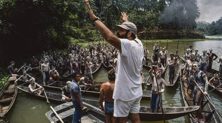 director Francis Ford Coppola Apocalypse Now Final Cut