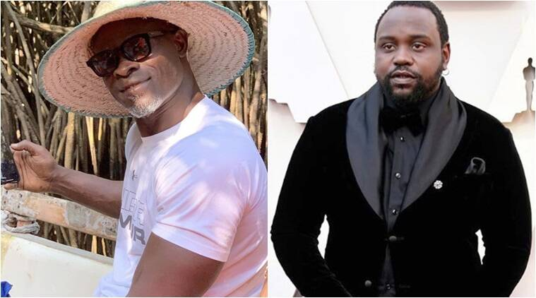 Djimon Hounsou replaces Brian Tyree Henry a quiet place