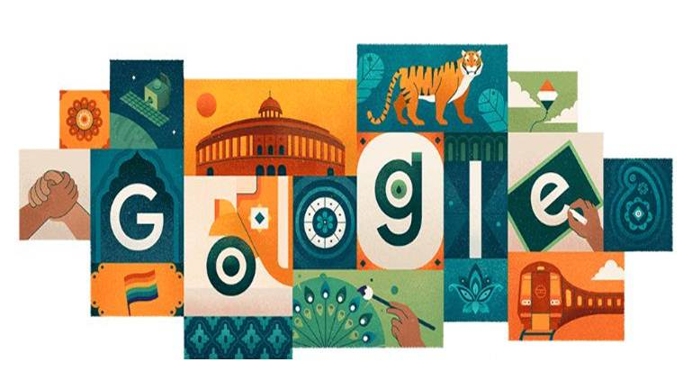 Google honours India's Independence Day with doodle showcasing nation's cultural diversity