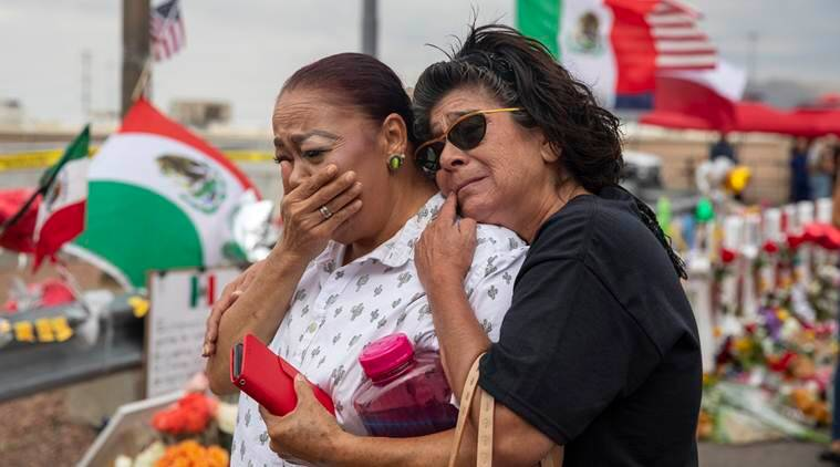 'It feels like being hunted': Latinos across US in fear after El Paso massacre